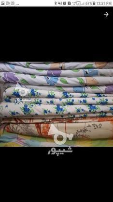 4عدد لحاف و یک تشک دومتری بارویه نخی والیاف طبیعی در گروه خرید و فروش لوازم خانگی در گیلان در شیپور-عکس2