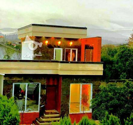 فروش ویلای مدرن جنگلی نور در گروه خرید و فروش املاک در مازندران در شیپور-عکس1