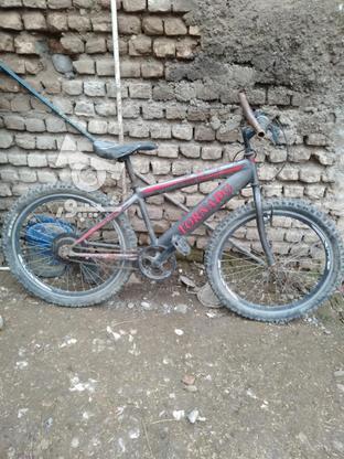 دوچرخه 24 . در گروه خرید و فروش ورزش فرهنگ فراغت در گلستان در شیپور-عکس1