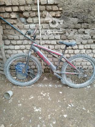 دوچرخه 24 . در گروه خرید و فروش ورزش فرهنگ فراغت در گلستان در شیپور-عکس2