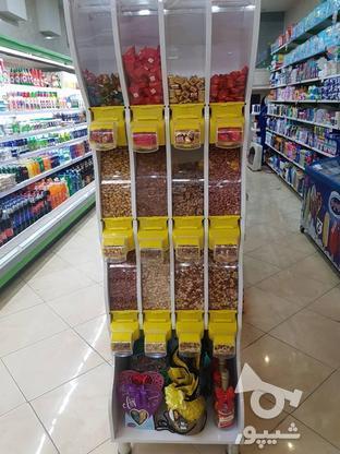 استند آجیل و حبوبات در گروه خرید و فروش صنعتی، اداری و تجاری در اصفهان در شیپور-عکس7