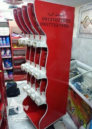 استند آجیل و حبوبات در گروه خرید و فروش صنعتی، اداری و تجاری در اصفهان در شیپور-عکس3