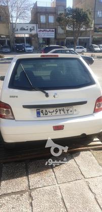 پراید111شاسی دست نخورده روکش شیشهادودی بیمه  در گروه خرید و فروش وسایل نقلیه در تهران در شیپور-عکس4
