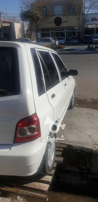 پراید111شاسی دست نخورده روکش شیشهادودی بیمه  در گروه خرید و فروش وسایل نقلیه در تهران در شیپور-عکس3