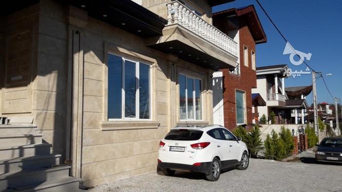 فروش ویلا استخردار نوساز سه خواب متل قو در گروه خرید و فروش املاک در مازندران در شیپور-عکس1