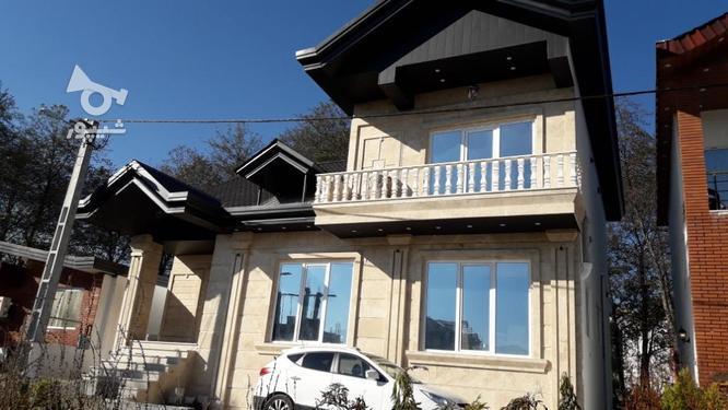 فروش ویلا استخردار نوساز سه خواب متل قو در گروه خرید و فروش املاک در مازندران در شیپور-عکس2