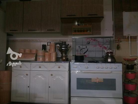 کابینت .اجاق گاز سینجر .فرش .پرده . در گروه خرید و فروش لوازم خانگی در زنجان در شیپور-عکس2