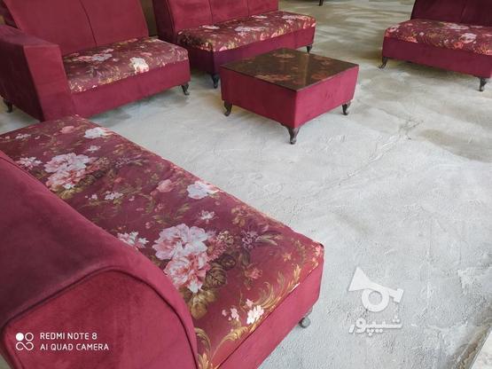 مبل ال راحتی 10 نفره در گروه خرید و فروش لوازم خانگی در تهران در شیپور-عکس3