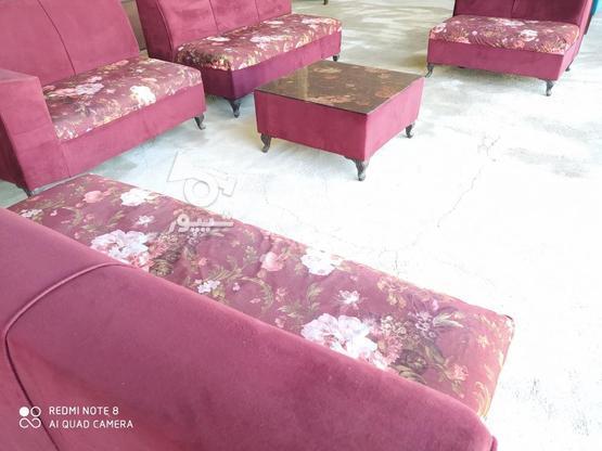 مبل ال راحتی 10 نفره در گروه خرید و فروش لوازم خانگی در تهران در شیپور-عکس4