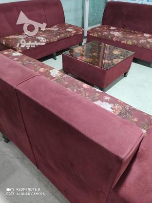 مبل ال راحتی 10 نفره در گروه خرید و فروش لوازم خانگی در تهران در شیپور-عکس5