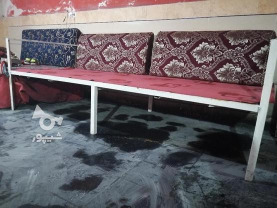 وسایل سفره خانه. . کولر گازی. تخت آهنی. تخت چوبی سنتی در گروه خرید و فروش صنعتی، اداری و تجاری در لرستان در شیپور-عکس1