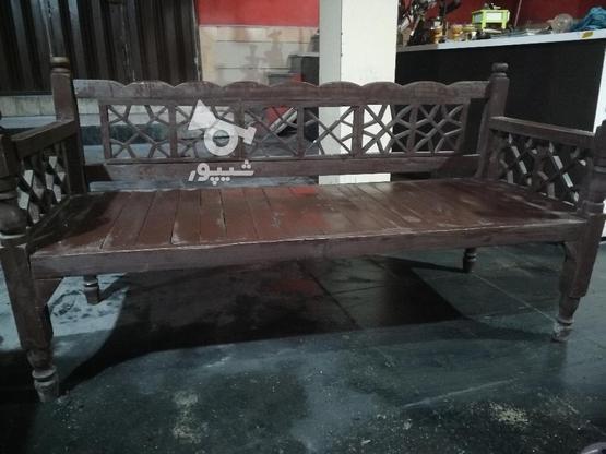وسایل سفره خانه. . کولر گازی. تخت آهنی. تخت چوبی سنتی در گروه خرید و فروش صنعتی، اداری و تجاری در لرستان در شیپور-عکس4