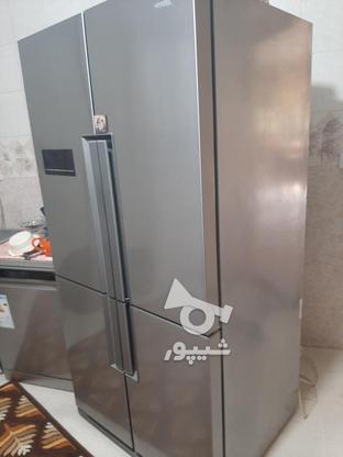 یخچال وستل چهار در در گروه خرید و فروش لوازم خانگی در مازندران در شیپور-عکس1