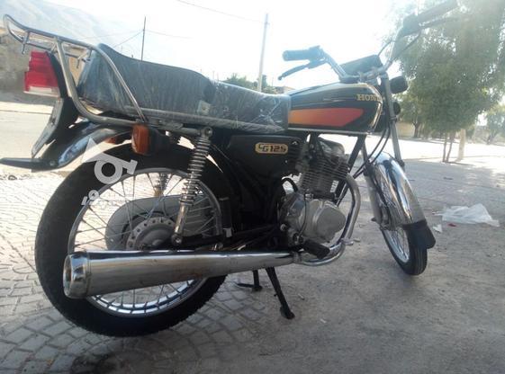 موتور 89 بکر سالم در گروه خرید و فروش وسایل نقلیه در فارس در شیپور-عکس1