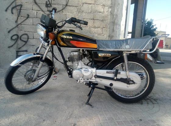 موتور 89 بکر سالم در گروه خرید و فروش وسایل نقلیه در فارس در شیپور-عکس2