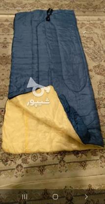 یک عدد کیسه خواب کوهنوردی عالی درجه سایز بزرگ  در گروه خرید و فروش ورزش فرهنگ فراغت در البرز در شیپور-عکس3