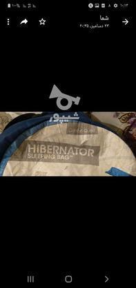 یک عدد کیسه خواب کوهنوردی عالی درجه سایز بزرگ  در گروه خرید و فروش ورزش فرهنگ فراغت در البرز در شیپور-عکس1