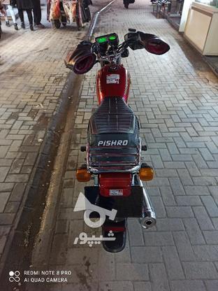 موتور درحد صفر _ ریموت کنترل از راه دور در گروه خرید و فروش وسایل نقلیه در آذربایجان غربی در شیپور-عکس3