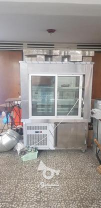 یخچال ویترینی،تاپینگ و فر مرکب در گروه خرید و فروش صنعتی، اداری و تجاری در مازندران در شیپور-عکس1