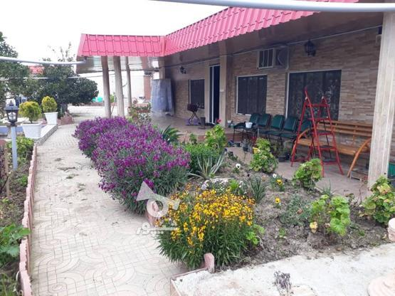 خونه باغ طلایی دارای آب برق گاز و گلهای زینتی، کروا در گروه خرید و فروش املاک در مازندران در شیپور-عکس2