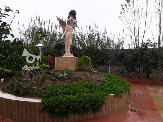 خونه باغ طلایی دارای آب برق گاز و گلهای زینتی، کروا در گروه خرید و فروش املاک در مازندران در شیپور-عکس1
