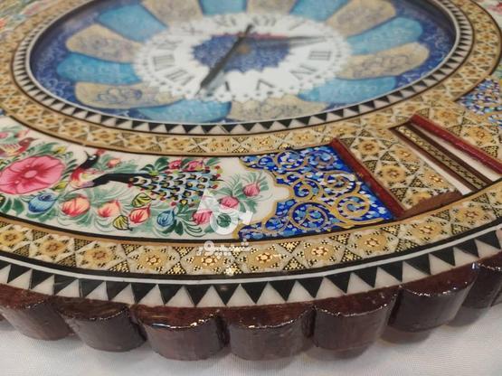 ساعت میناکاری و خاتم در گروه خرید و فروش لوازم خانگی در اصفهان در شیپور-عکس1