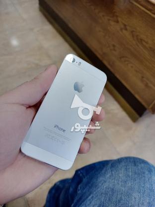 گوشی آیفون 5S 32 Gb در گروه خرید و فروش موبایل، تبلت و لوازم در آذربایجان شرقی در شیپور-عکس1