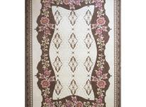 فرش ماشینی ساوین طرح فانتزی مدرن 1507 صورتی  در شیپور-عکس کوچک
