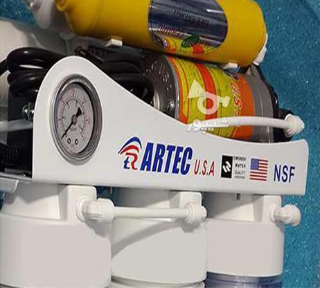 دستگاه آب شیرین کن خانگی آرتک در گروه خرید و فروش لوازم خانگی در قم در شیپور-عکس2