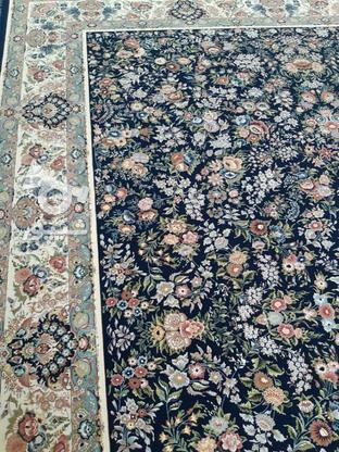 فرش 12 متری کاشان تراکم 3600 ...شانه1200 اکبند   اکبند در گروه خرید و فروش لوازم خانگی در تهران در شیپور-عکس1
