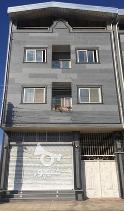 دو واحد خانه مسکونی و یک واحد تجاری بر جاده اصلی  در گروه خرید و فروش املاک در مازندران در شیپور-عکس1
