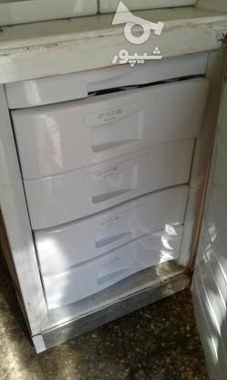 یخچال فریزر دودرب موتوردانفوس در گروه خرید و فروش لوازم خانگی در گیلان در شیپور-عکس3