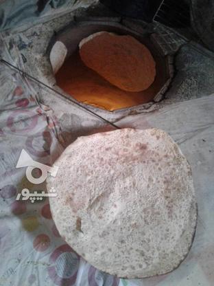 نان خانگی سنتی با آرد بومی در گروه خرید و فروش خدمات و کسب و کار در اصفهان در شیپور-عکس1