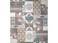 فرش ماشینی ساوین طرح مدرن فانتزی 1508 آبی در شیپور-عکس کوچک