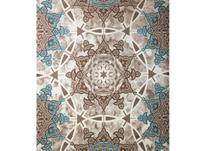 فرش ماشینی ساوین طرح مدرن فانتزی 1509 آبی  در شیپور-عکس کوچک