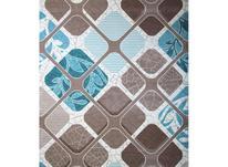 فرش ماشینی ساوین طرح مدرن فانتزی 1510 آبی در شیپور-عکس کوچک