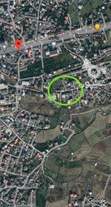 فروش زمین مسکونی 276 متر سند دار و خوش نقشه در چالوس در گروه خرید و فروش املاک در مازندران در شیپور-عکس1