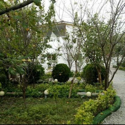 خرید ویلا باغ شهرکی سنددار جنگلی 500 متر در چمستان در گروه خرید و فروش املاک در مازندران در شیپور-عکس6