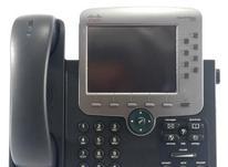 تلفن تحت شبکه Cisco IP Phone 7975 در شیپور-عکس کوچک