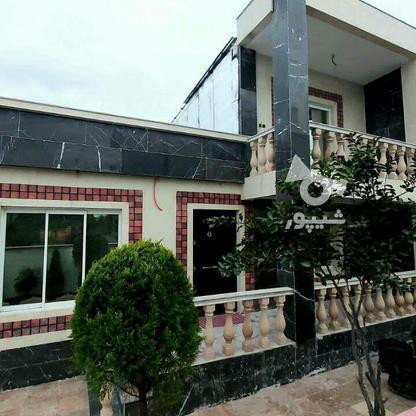 خرید ویلا شهرکی نوساز سنددار 280 متر در آمل در گروه خرید و فروش املاک در مازندران در شیپور-عکس1