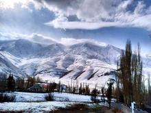 زمین مسکونی 290 متر در منطقه توریستی پلور جاده لار در شیپور
