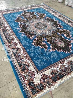 فرش کد هیوا ابی فیروزه ای درب کارخانه در گروه خرید و فروش لوازم خانگی در خراسان رضوی در شیپور-عکس1