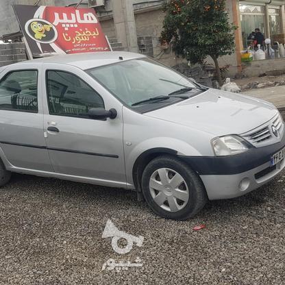 رنو تندر  90 1388 نقرهای در گروه خرید و فروش وسایل نقلیه در مازندران در شیپور-عکس1