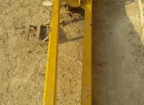 شاسی بیل مکانیکی جفت دیفرانسیل قابل نصب   در شیپور-عکس کوچک