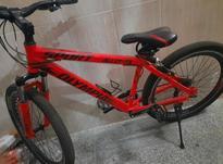 دوچرخه المپیا دنده ای سایز 26 دوچرخه درحد نو  در شیپور-عکس کوچک