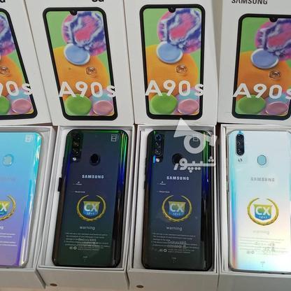 گوشی سامسونگ A90s در گروه خرید و فروش موبایل، تبلت و لوازم در تهران در شیپور-عکس2