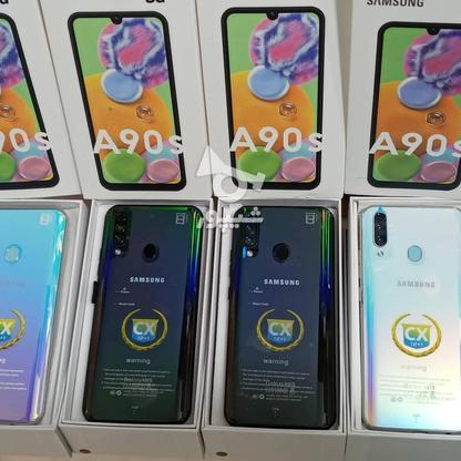 گوشی سامسونگ A90s در گروه خرید و فروش موبایل، تبلت و لوازم در تهران در شیپور-عکس6