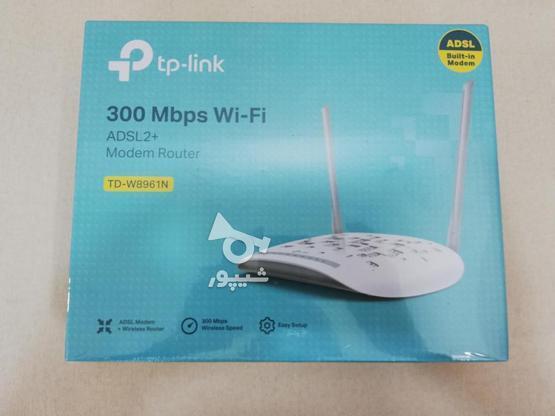 مودم بیسیم ADSL تی پی لینک مدل TD-W8961N V3.20 در گروه خرید و فروش لوازم الکترونیکی در تهران در شیپور-عکس5