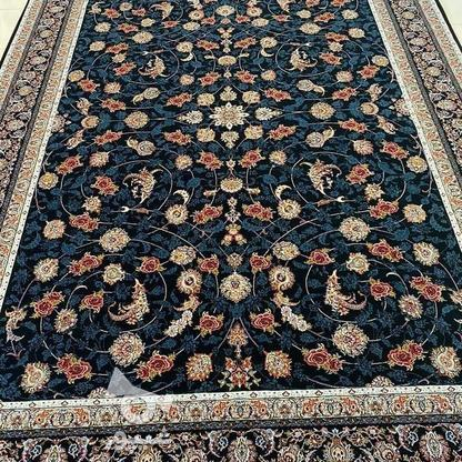 فرش عقیق دربار گیلدا 700شانه اصل تراکم 2550 تمام نخ  در گروه خرید و فروش لوازم خانگی در گلستان در شیپور-عکس3
