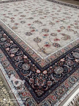 فرش عقیق دربار گیلدا 700شانه اصل تراکم 2550 تمام نخ  در گروه خرید و فروش لوازم خانگی در گلستان در شیپور-عکس1